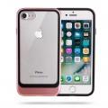 Apple iPhone 8 Kılıf Roar Ace Hybrid Ultra Thin Back Cover