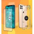 Apple iPhone 12 Go Des 5 in 1 Full Body Shield Ekran Koruyucu