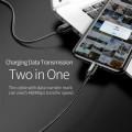 Wiwu YZ102 Lightning + Micro + Type-C 3 in 1 Usb Kablo
